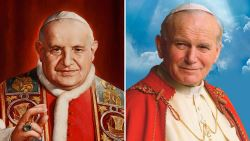 Canonization of two Popes
