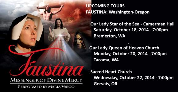 Faustina by St. Luke Productions
