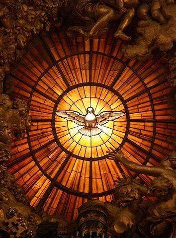 Gian Lorenzo Bernini - Dove of the Holy Spirit