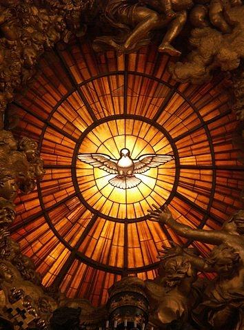 Gian Lorenzo Bernini - Dove of the Holy Spirit